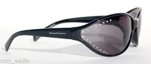 Harley Davidson Ladies Wrap Sunglasses with Rhinestones NIP Bling Glasses | eBay