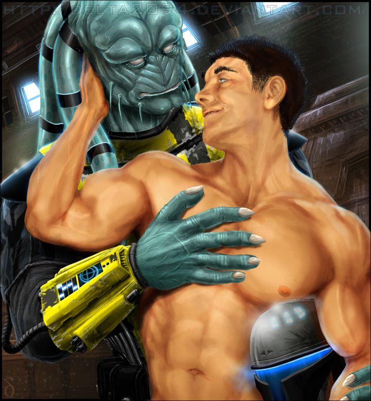 Ruik Vau - Arkus Fett kiss gay star wars starwars alien love http ...: pinterest.com/pin/150659550004604038