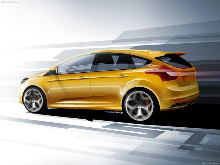 25 best 2013 ford focus st images on pinterest ford focus car