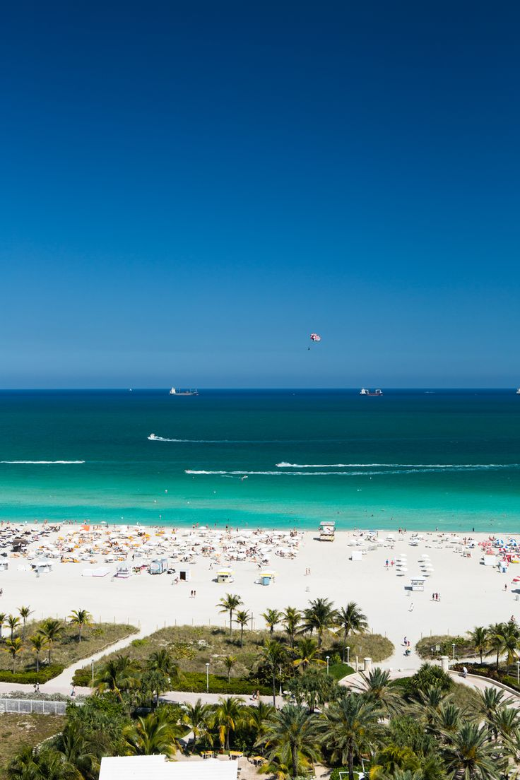 Miami Beach.I Want To Go See This Place One Day.Please