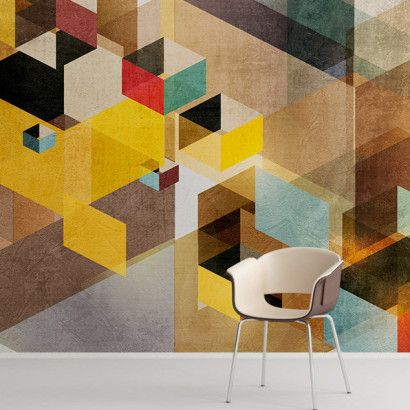 81 best WALL MURALS - ADHESIVE FABRIC images by Moon Wall Stickers ...