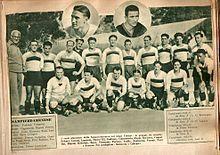 Sampierdarenese promossa in serie A 1934-35