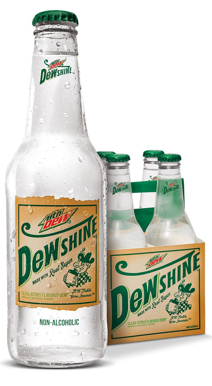Dewshine Is A Flavor Of Mountain Dew, Released On March 23, 2015 Dewshine