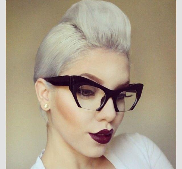 Hello beautiful!!! Fabulous eyewear by Miu Miu a must have!!!!!