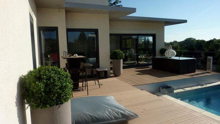 plan maison de 167m2 BBC  ELODIE  hmbc  home metal bois  ~ Constructeur Maison Bois Bbc