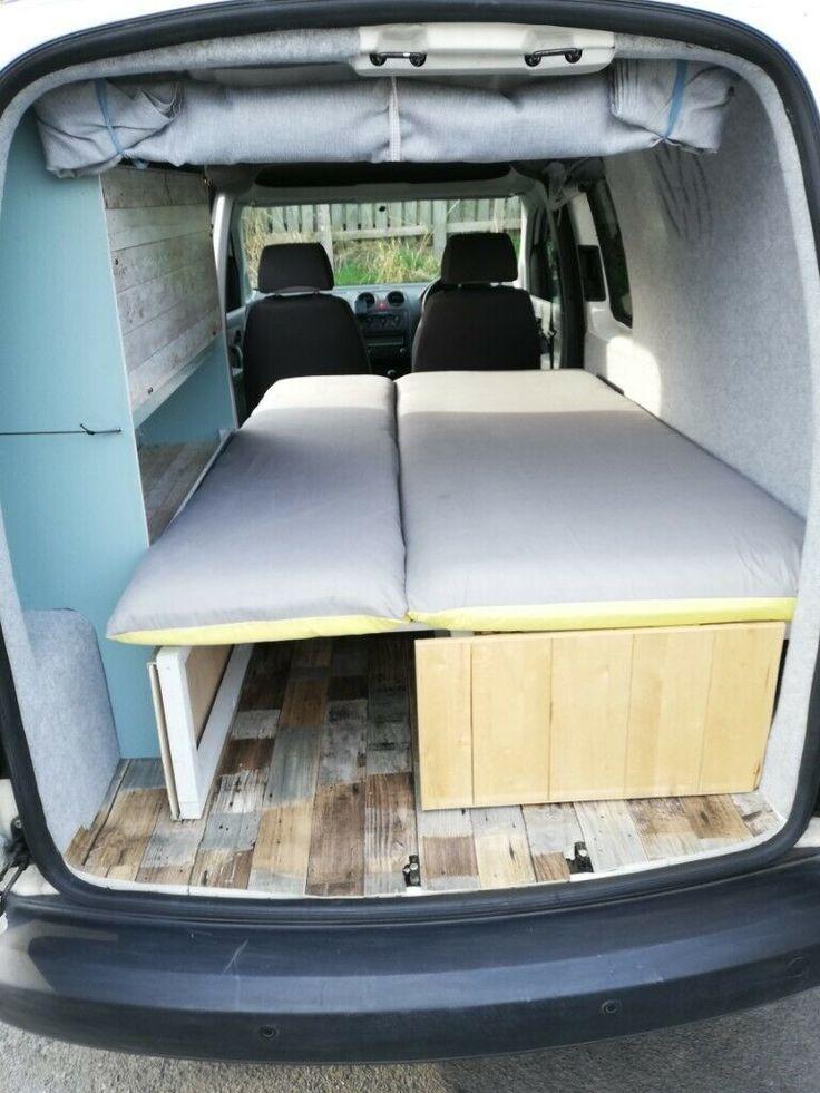 VW Caddy Maxi C20 TDI, DVLA registered Campervan in