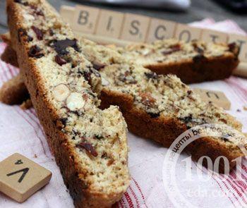 Печенье Бискотти: классический рецепт