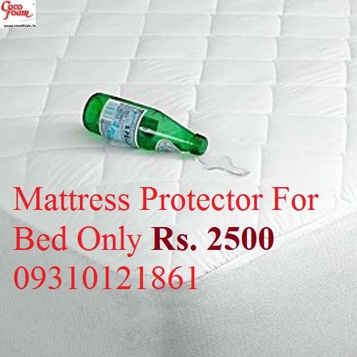 Wow Good News Mattress Protector For Bed Only Rs 2500