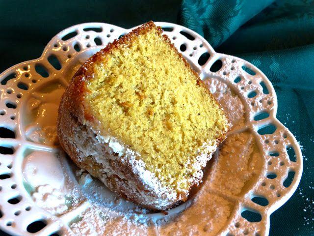 Pam's Midwest Kitchen Korner: Sherry Wine Cake