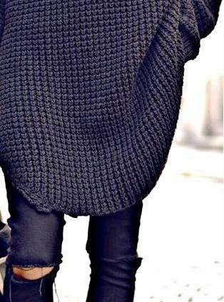 Style - Minimal + Classic: Knit & rip