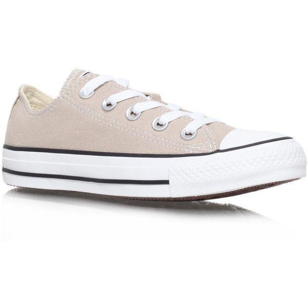 converse beige low