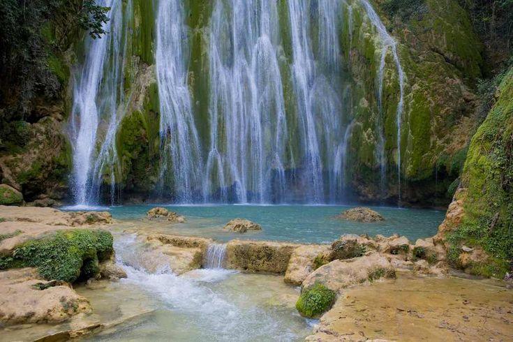 #Samaná, #RepublicaDominicana водопад на острове Самана