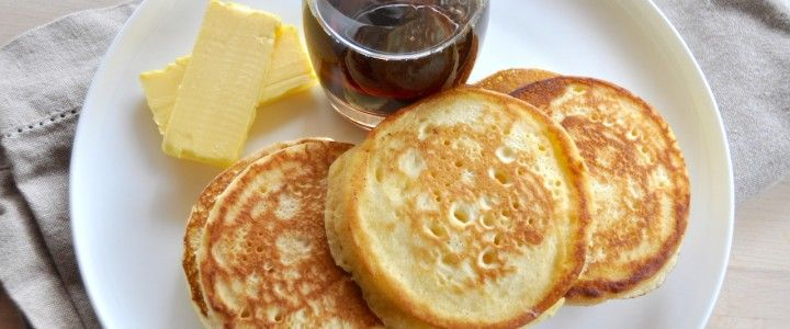 Pikelets / American pancakes