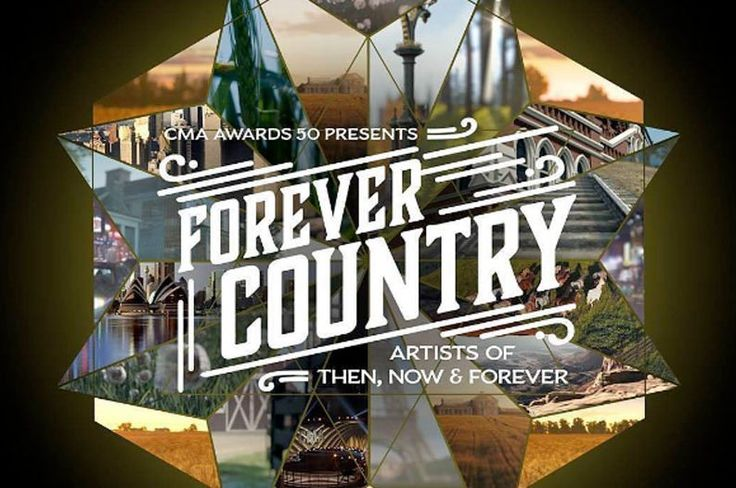 The Country Music Association just released a very ambitious single that aims to celebrate country music from the past, present and the future.