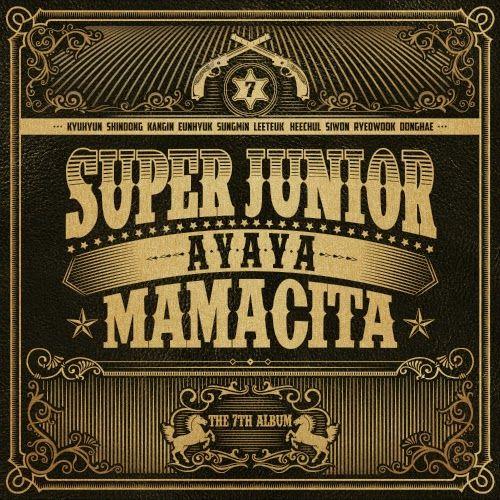 All About Korea: SUPER JUNIOR - MAMACITA (AYAYA) - ROMANIZATION LYR...