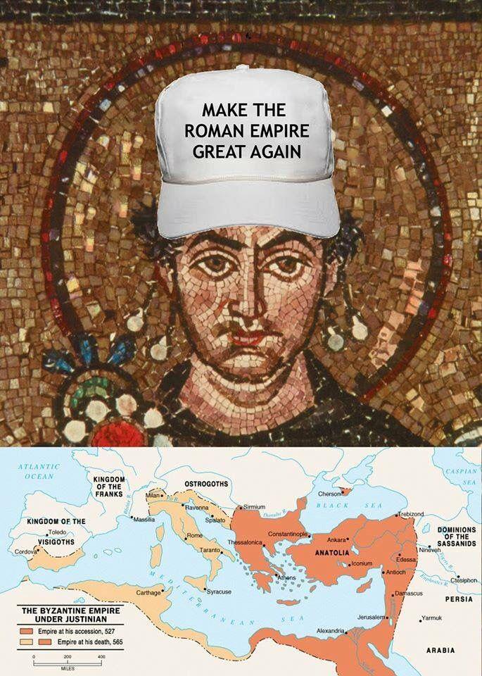 Funny Byzantine Humor