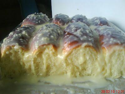 Joana Pães: Pãozinho doce c/ leite de coco