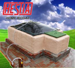 Home Biogas Digester Building Plans in HESTIA Home Biogas