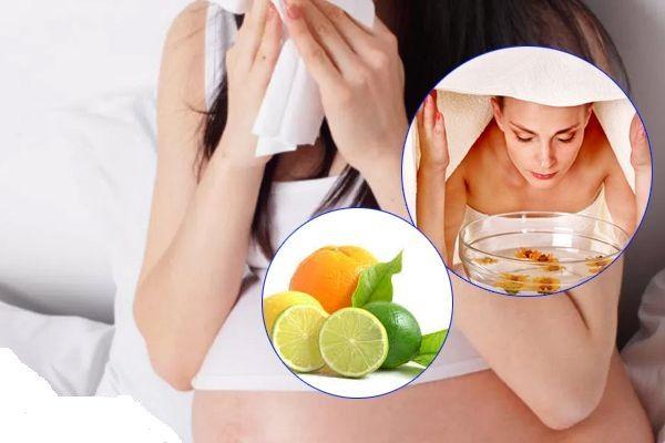 Nariz congestionada dolor de garganta