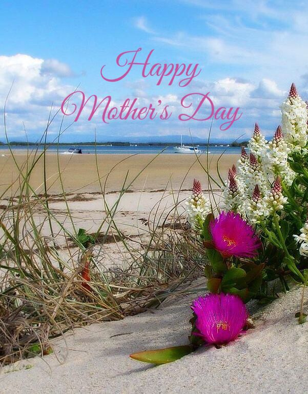 Image result for happy mothers day beach