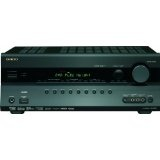 Onkyo TX-SR607 7.2-Channel A/V Surround Home Theater Receiver (Black) (Electronics)By Onkyo