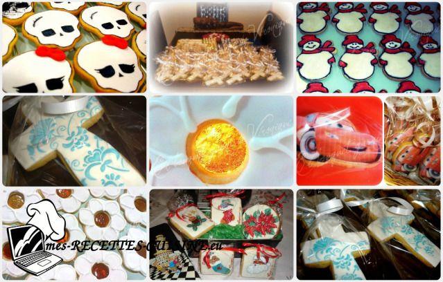 Recettes traditionnelles et cuisine nouvelle - Forum - Cuisine traditionnelle - Recette de biscuit au beurre pour décorer
