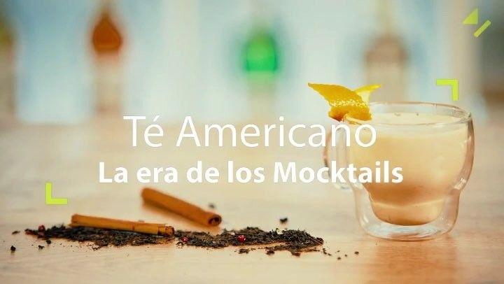 """Sabías que hay muchas maneras de preparar el té con leche?  Hoy te presentamos el """"Té Americano"""" una receta especialmente para estos días fríos y de lluvia en los que apetece tener algo más en el estómago.  Descubre y disfruta de esta receta en www.coctel.tv o en el link de nuestra bio #recetas #drinks #cocktail #food #barmans #bars #tv #video #channel #cocktailroute #pairing #mocktails #cocteles #bartender #liquor #spirits #recipes #coctel #monin #cocteltv #te #teamericano"""