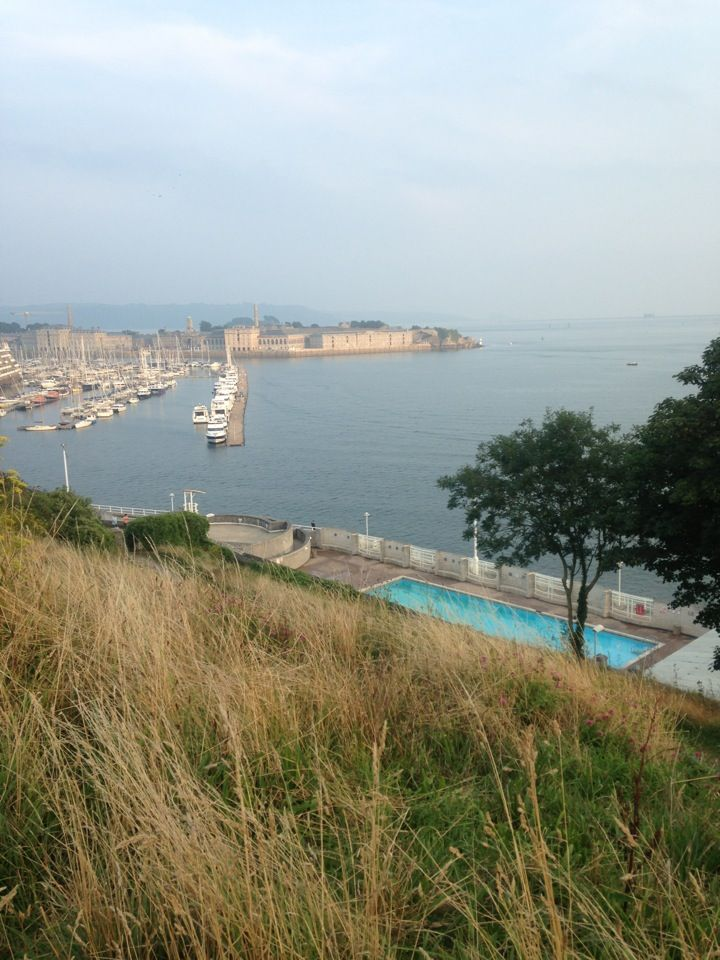 Mount Wise in Plymouth, Devon