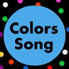 Teaching primary colors song for kids.