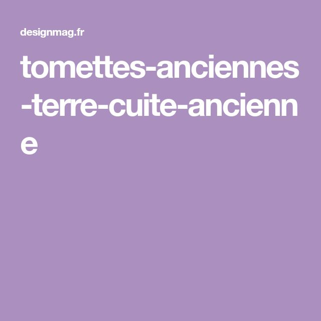 21 best Tomettes anciennes images on Pinterest Ground covering