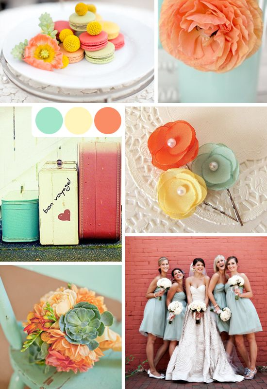 17 Best Images About Wedding Colors On Pinterest