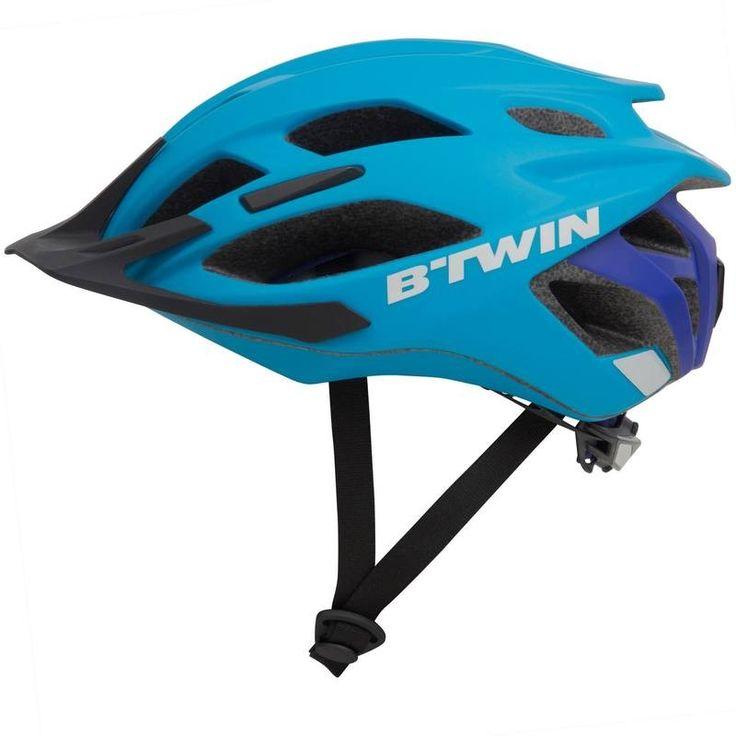 GROUPE 6 Vélos, cyclisme - CASQUE VTT 500 BLEU B'TWIN - Equipement VTT