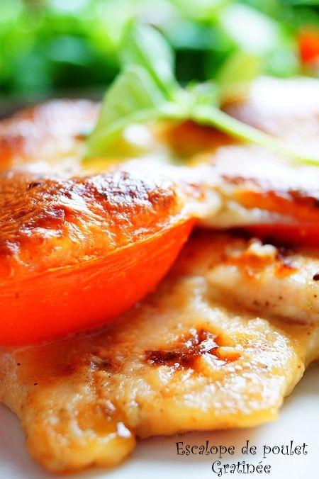 1-escalope de poulet au fourDSC02131