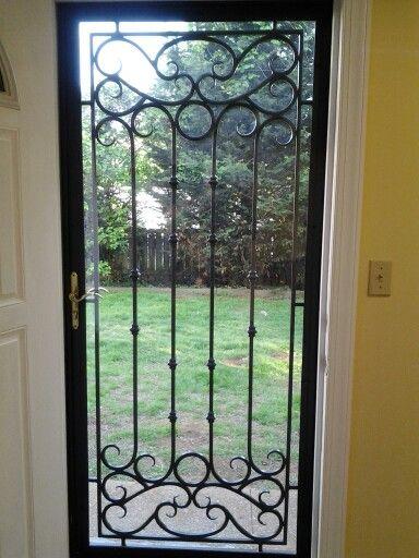 Bella & 164 best Grisham Steel Security Doors / Bars images on Pinterest ...