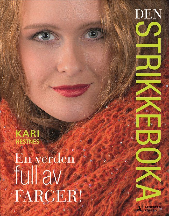 Kari Hestnes newest knittingbook
