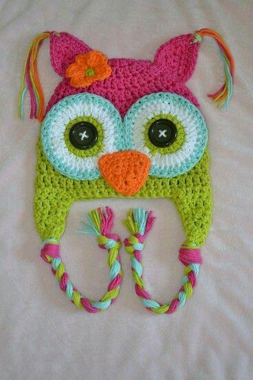 Baykuş Bere....Owl