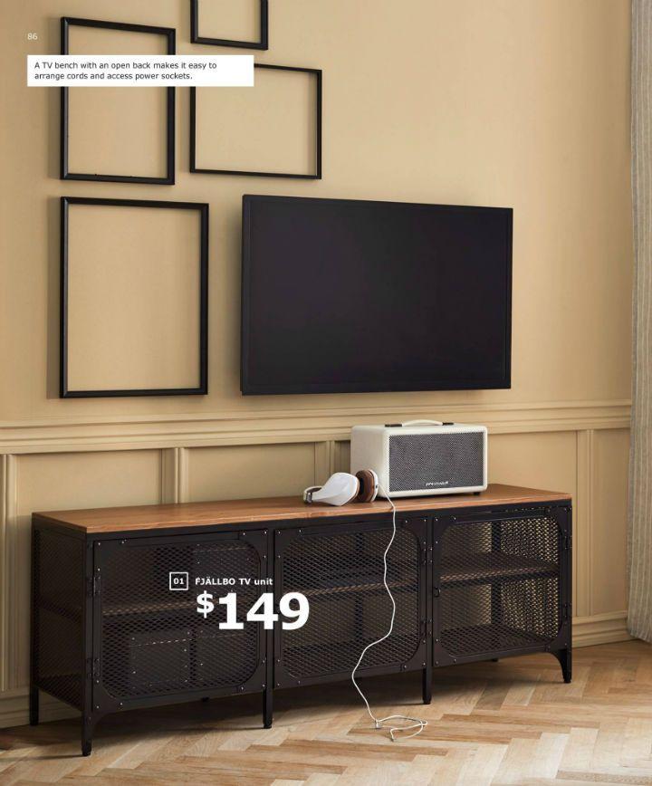 Ikea 2019 Catalogue Montenach Déco Maison Mobilier De
