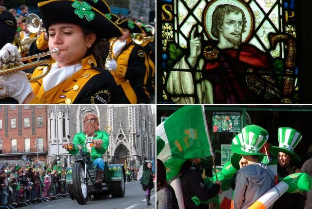 Eight Things You May Have Totally Wrong About Saint Patrick's Day: Mythconceptions About Saint Patrick's Day
