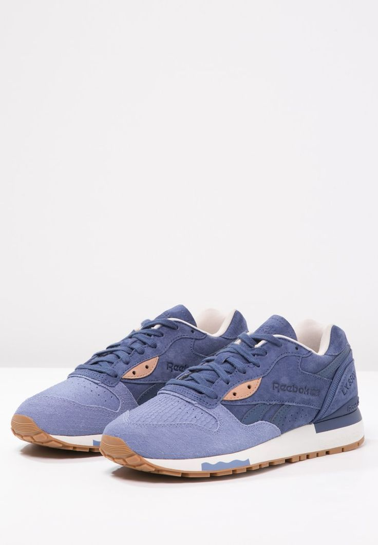 Reebok Classic LX 8500 EXOTICS - Trainers - blue/purple/chalk/stone for  with free delivery at Zalando