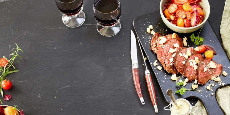 Välj din färdiga beafavorit och piffa till den med tryffelolja och finhackad persilja. Klart på 25 minuter!