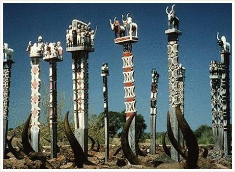 Aloalo : l' une des cultures traditionelles malgaches