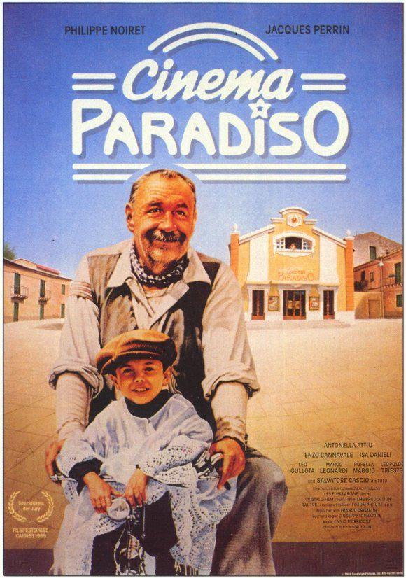 NUOVO CINEMA PARADISO (1989, Italy).