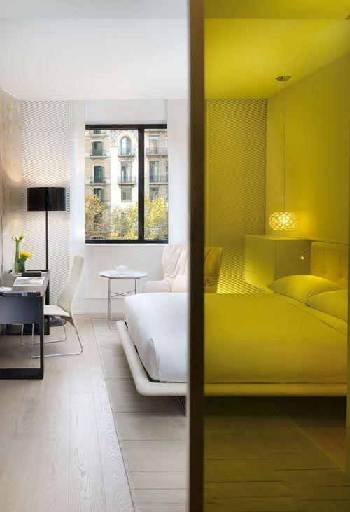 Mandarin Oriental Hotel - Barcelona: referenz fuer designer einrichtung, luxus feeling und material ACRYL