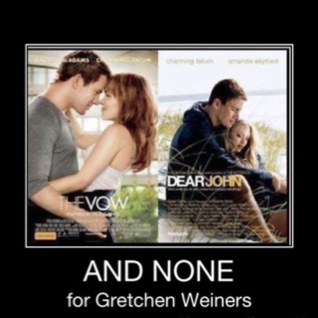 Funny.. Love Mean Girls!