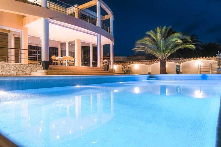 luxury villa in empuriabrava, for sale, 6 bedrooms, 481 m2, 2.450.000€