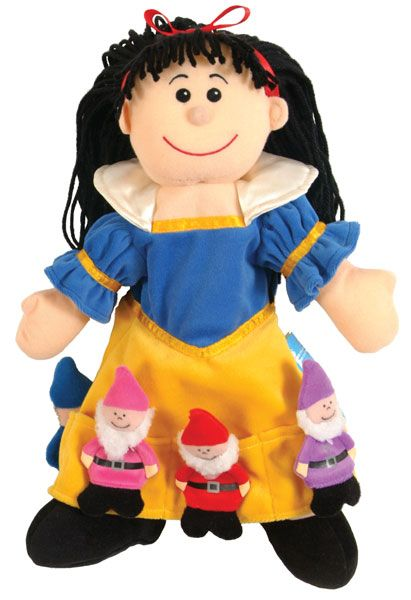 Hand Puppet - Snow White