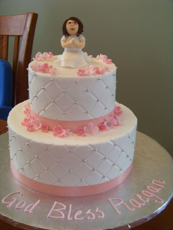 First Communion Cakes for Girls | First Communion