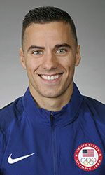 Name: Jake Dalton Sport: Gymnastics