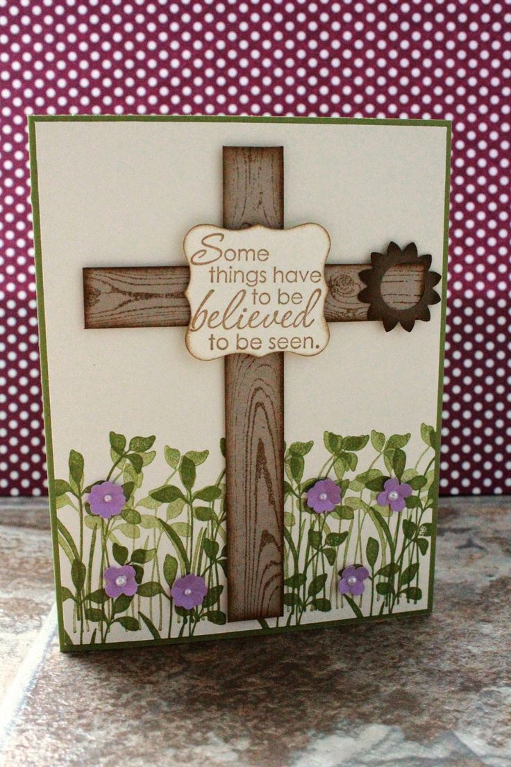 The Stampin B: Easter Card