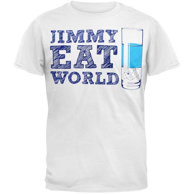 Jimmy Eat World - Fly Soft T-Shirt